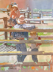 Cowgirl, Judi Betts